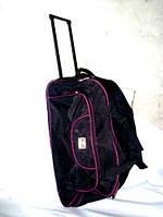Дорожная сумка на колёсиках (большой размер)