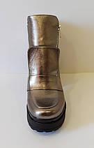 Женские осенние ботинки Aquamarine 1500, фото 2