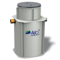 AS-VARIOcomp K - локальная установка модульного типа для очистки хозяйственно-бытовых сточных вод