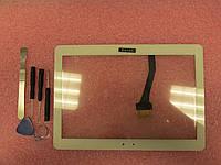 Сенсорное стекло к планшету Samsung N8000 Galaxy Note 10.1 / N8010 P5100 белый