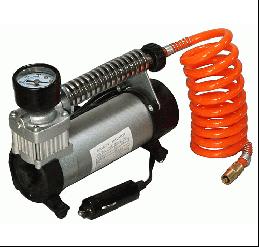 Компрессор HC-653 шланг/прикур.
