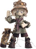 """Текстильная каркасная кукла """"Сафари. Брат 1"""""""