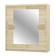 Аляска шкаф-купе Мебель Сервис 2150х2000х606 мм, фото 1