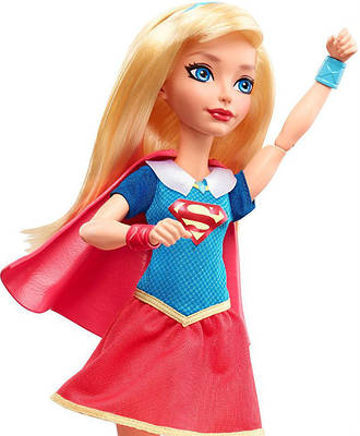 DC Супер герої (DC Super Hero Girls)