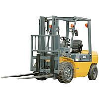 Погрузчик вилочный дизельный ДТЗ АВД30Т-3Н (3 тонны)