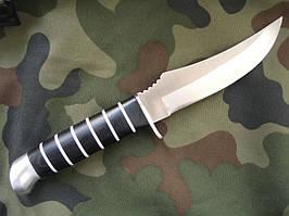 Нож нескладной Grand Way 2031 Cobra, для охоты/рыбалки