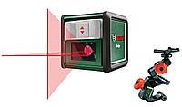 Лазерный уровень нивелир Bosch Quigo III (0603663521)
