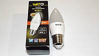 LED лампа свеча 5 W ,3000К, Е27, 410Lm