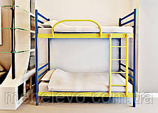 Кровать двухъярусная Флай Дуо   90  Метакам, фото 3