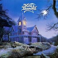 CD 'King Diamond -1988- Them'