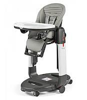 Многофункциональный стульчик для кормления  Peg-Perego Tatamia Stripes Grey