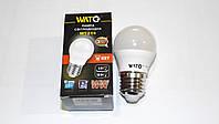 LED лампа шар 5 W ,3000К, Е27, 410Lm
