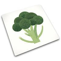 Доска разделочная Joseph Joseph Broccoli 30*30*0,7 см 90093