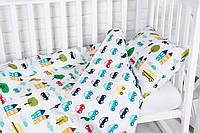 Постельное белье для новорожденных Royal Dream (Городской мотив)