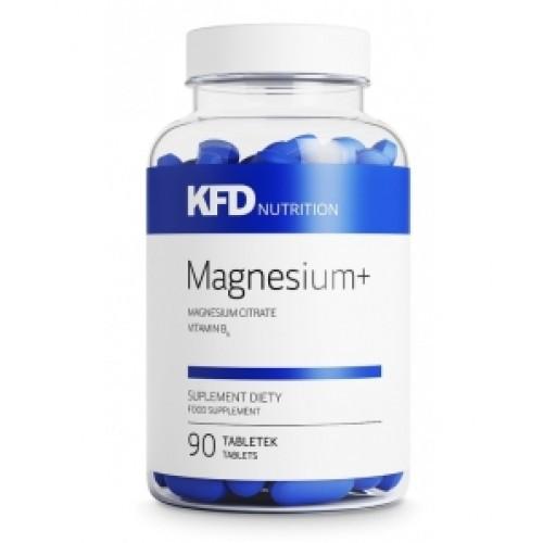 Витаминные и минеральные комплексы  KFD Nutrition Magnesium 120 tabl