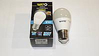 LED лампа шар 7 W ,4000К, Е27, 560Lm
