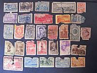 30 старых марок как есть одним лотом