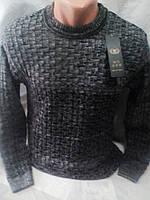 Молодежный мужской турецкий свитер 48-50 рр