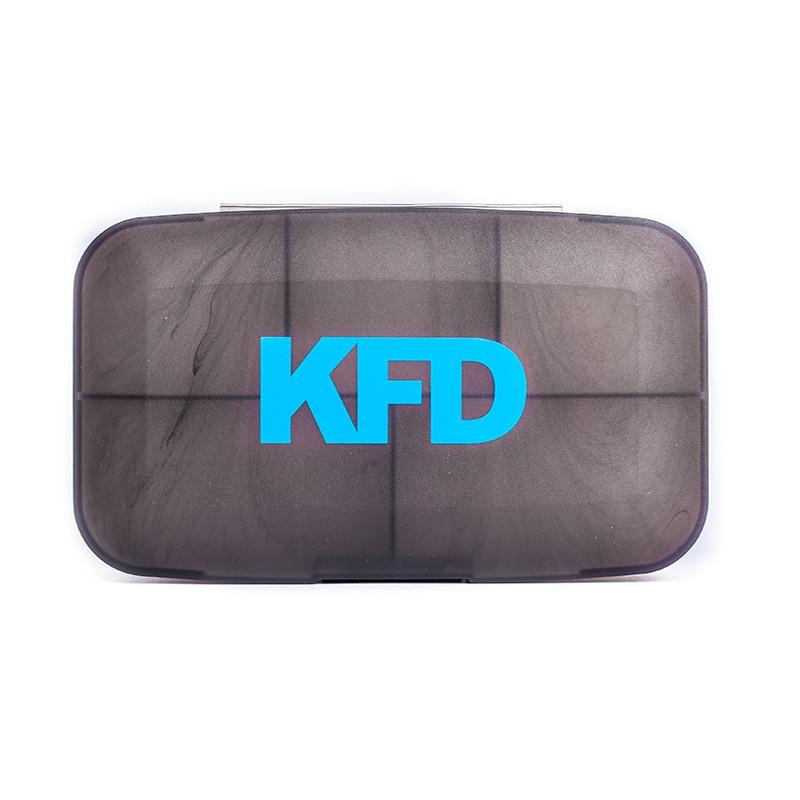 Таблетницы  KFD Nutrition Pill Box (синий)