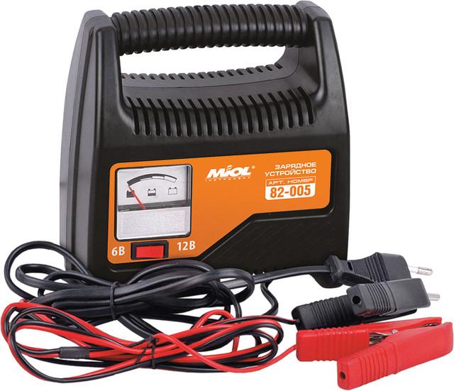 Зарядний і пуско-зарядний пристрій