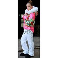 Женский зимний костюм MONCLER, куртка уточка и брюки