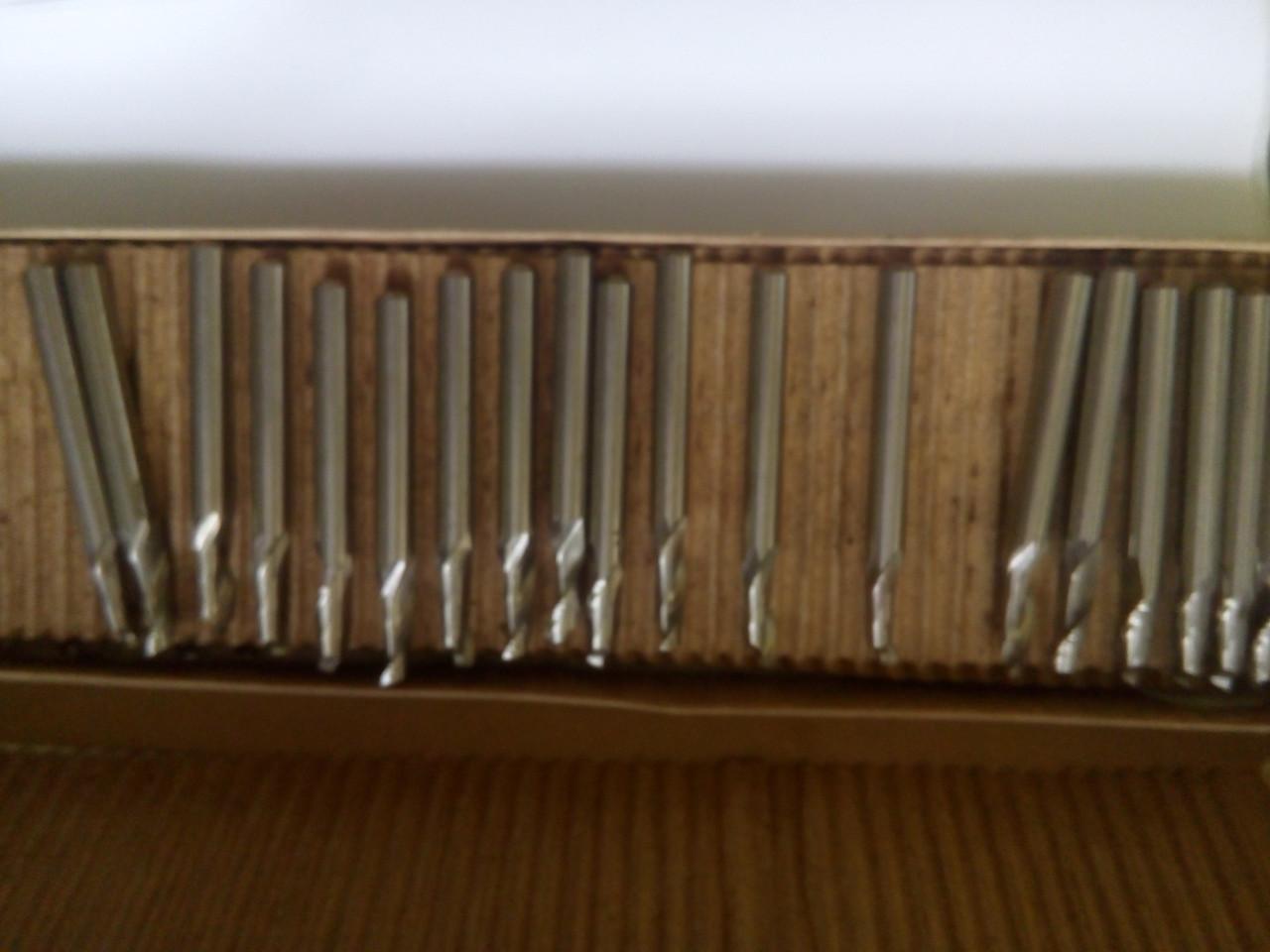 Фреза для ПВХ профилей (концевая однозубая)  8 мм,