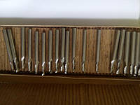 Фреза для ПВХ профилей (концевая однозубая)  8 мм, , фото 1