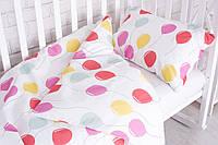 Постельное белье для новорожденных Royal Dream (Воздушные шары)