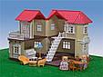"""Домик """"Уютный"""" Happy Family арт. 012-01 - точная копия Sylvanian Families, фото 2"""