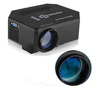 Качественный проектор LED UC30 HDMI 2xUSB VGA