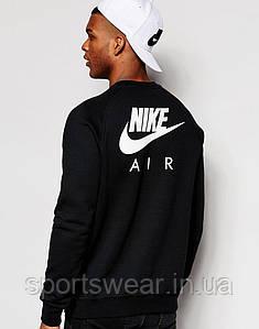 Свитшот черный Nike ( Найк ) Air