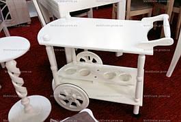 Сервірувальний стіл Кемрі Mlx, білий