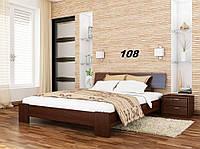 Кровать Титан Бук Щит 108 (Эстелла-ТМ)