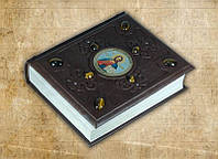 Книга кожаная 365 молитв