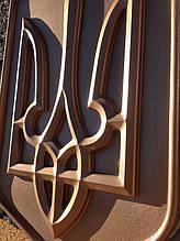 Герб України, форми пластикові, для бетона, Тризуб 4