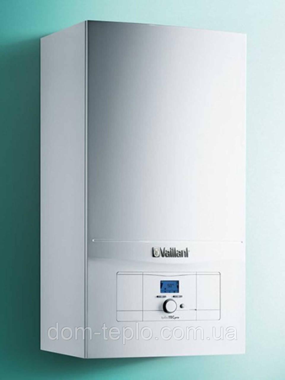 Котел газовый Vaillant turboTEC plus VU 242/5-5