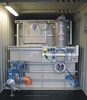 AS-ISO MBR - сооружение глубокой биологической очистки контейнерного типа