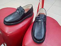 Новинка! Стильные мужские туфли  из натуральной кожи ALEXANDRO