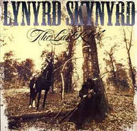 CD 'Lynyrd Skynyrd -1993- The Last Rebel'