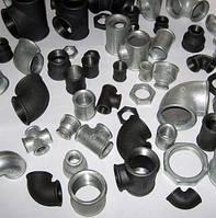 Сгон стальной оцинкованный  ДУ 65, фото 1