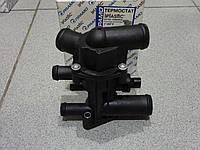 Термостат ВАЗ 2110-12, 2113-15 после 2007г. с датчиком ПРАМО ОРИГИНАЛ, фото 1