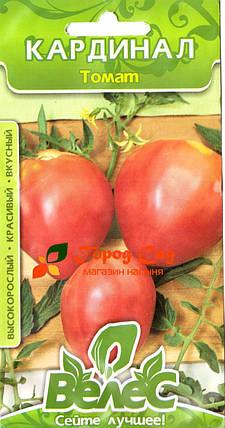 Семена томата Кардинал 0,15г ТМ ВЕЛЕС, фото 2