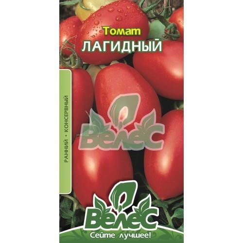 """Насіння томату Лагідний 0,3 г ТМ """" ВЕЛЕС"""