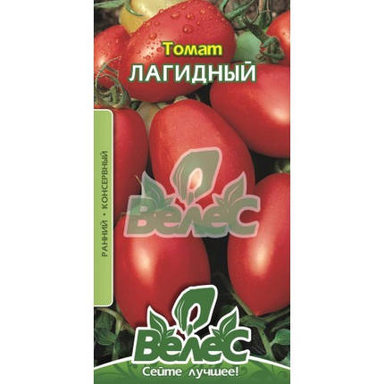 """Насіння томату Лагідний 0,3 г ТМ """" ВЕЛЕС, фото 2"""