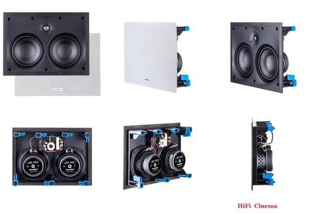Paradigm CS-LCR v3 встраиваемая акустическая система