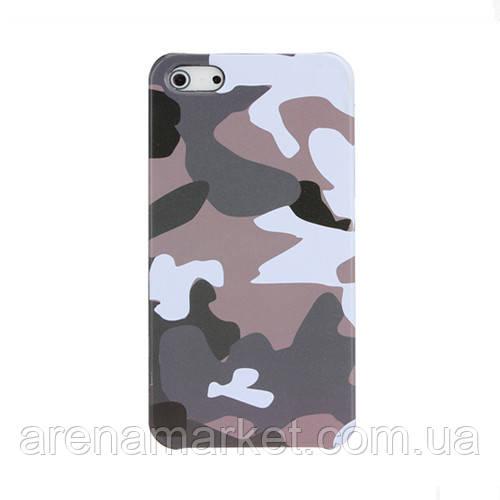 Чехол накладка для iPhone 4/4S камуфляж - АrenaMarket в Ужгороде