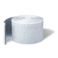 Бутилкаучуковая герметизирующая лента армированная пенофолом LT/PF8 100 х 1,5 мм (рулон 6 п.м)