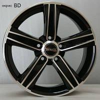 Диски новые на Фиат 500x Хрома (Fiat 500x, Croma) 5x110 R16