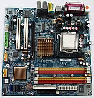 Плата S775 Gigabyte GA-8i915PMD УЦЕНКА-СЕТЬ! под DDR2 и ТОЛЬКО ОДНОЯДЕРНЫЕ ПРОЦЫ INTEL 775 FSB 800 c ГАРАНТИЕЙ