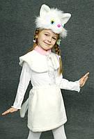 Детский карнавальный костюм Кошечка